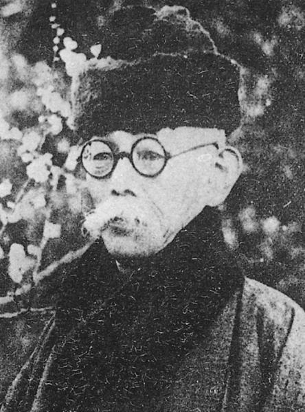 Японский театральный режиссёр Цубоути Сёё