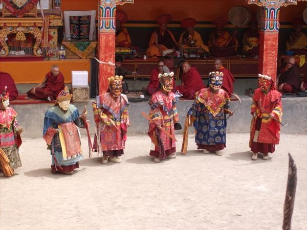 Cham: открывая тайны Тибета