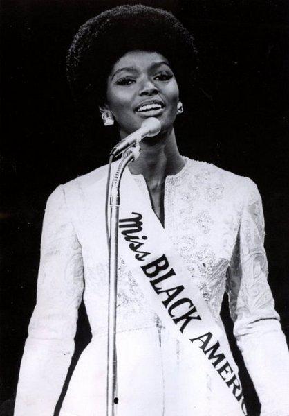 Шерил Эдриенн Браун - первая балерина-афроамериканка