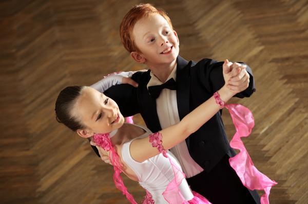 Детские танцевальные конкурсы