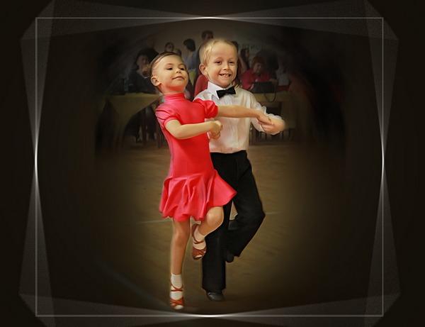 Танцы для детей укрепляют здоровье