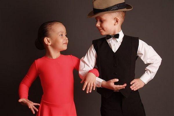 Танцы для детей: пластика и грация