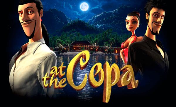 Весёлая вечеринка со слотом  At The Copa