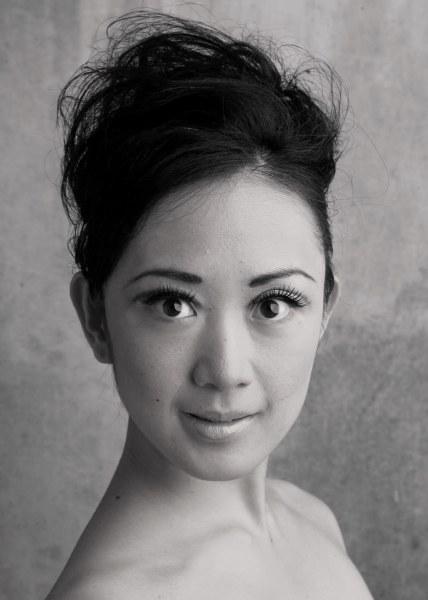 Балерина Нао Кусузаки
