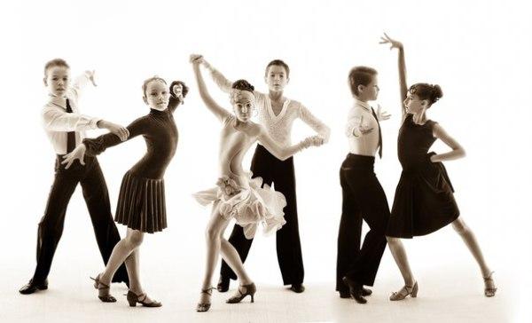 Польза занятий танцами для развития и здоровья детей