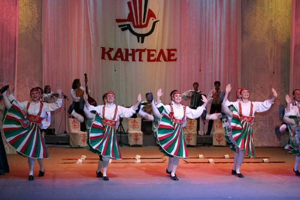 Народные танцы Финляндии