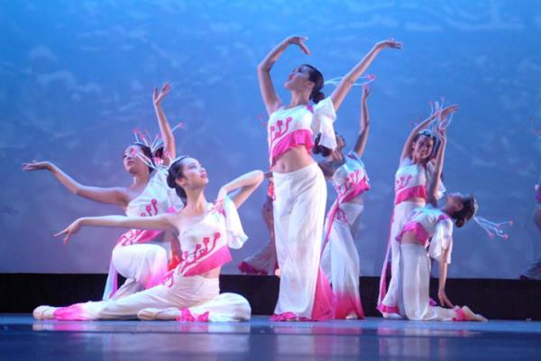 Азиатские танцы