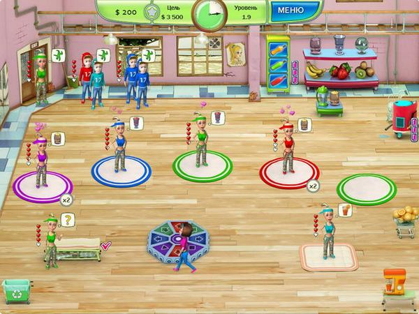 Танцевальные азартные игры: Танцевальный переполох