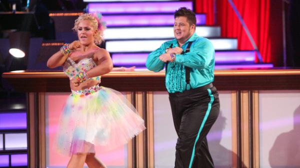 Лейси Швиммер - звезда Dancing with the Stars