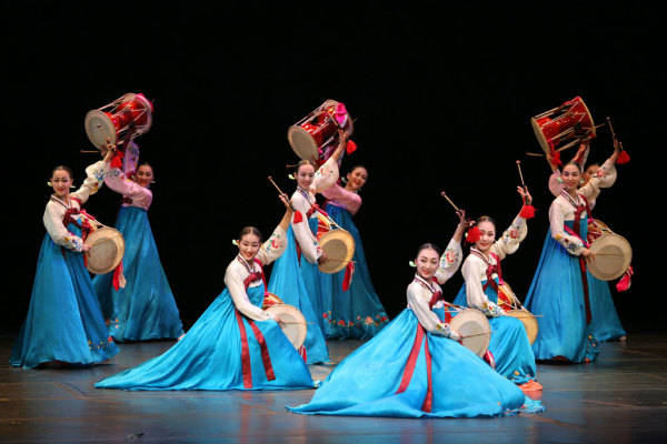 Корейские народные танцы