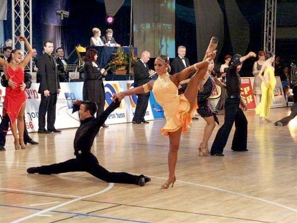 Танец как вид спорта