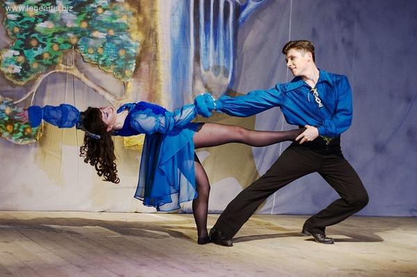 Танцы: соревнуемся или творим