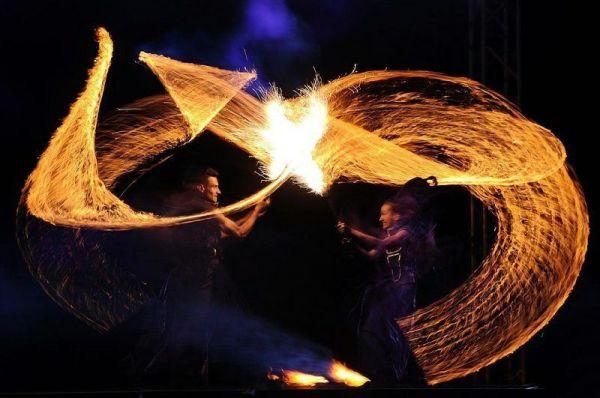 Flame Dancer: зажигательный дансинг-слот для самых азартных танцоров