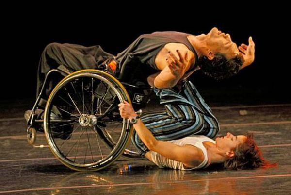 Инвалидность - не помеха танцам
