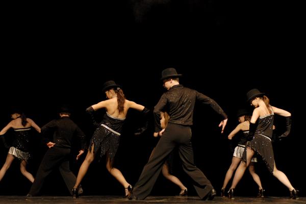 Джазовый танец: между балетом и хип-хопом