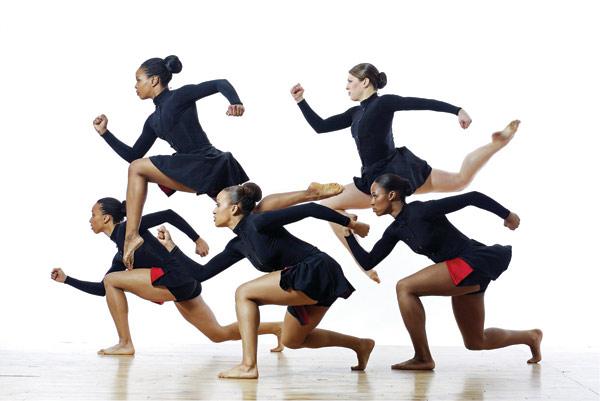 Самый свободный танец