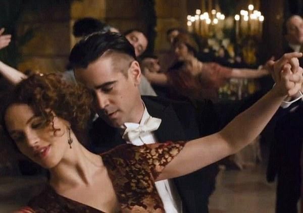 Джессика Браун Финдлэй - танцы в кино