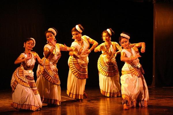 Мохиниаттам - классический танец Кералы