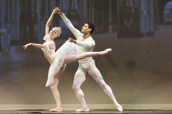 Танцы - не просто труд, но и огромное удовольствие