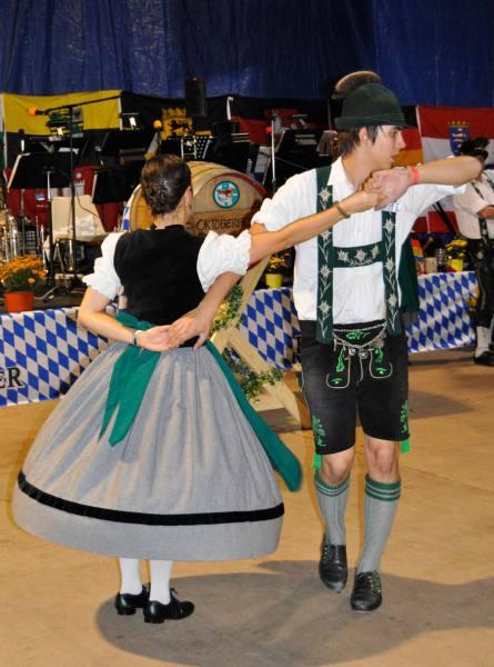 Немецкие народные танцы