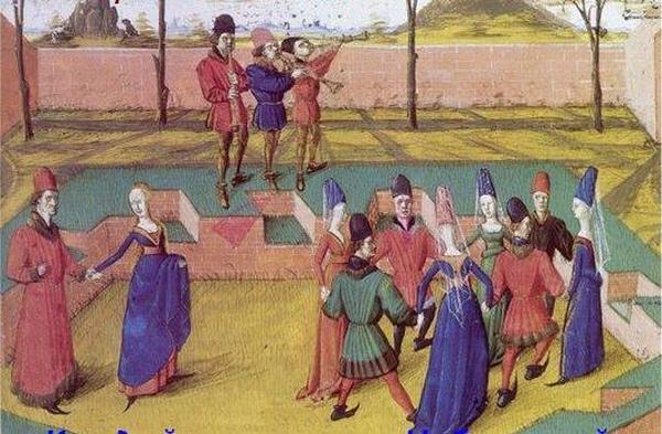 Средневековые танцы: к истокам культуры
