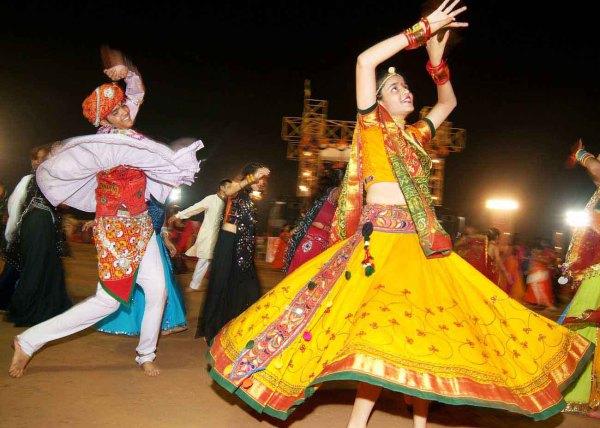 Танцы индийского Уттар-Прадеша