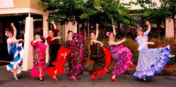 Фанданго - танец страсти.