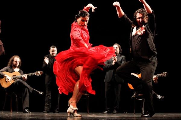 Фламенко - так звучит страсть
