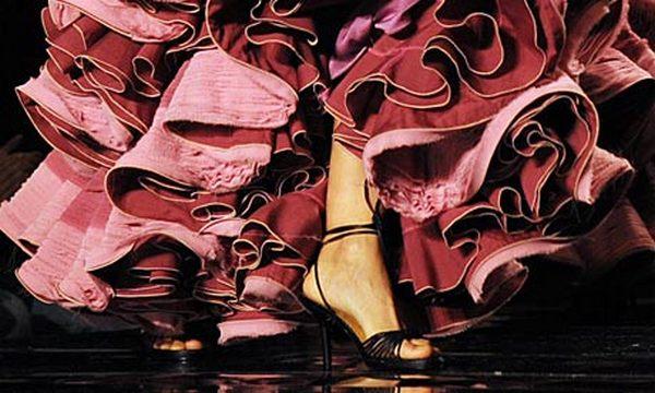 Фламенко - женственный и дерзкий