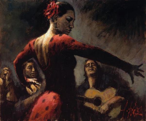 Фламенко: искусство испанского танца