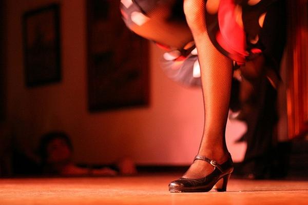 Фламенко - танец страсти