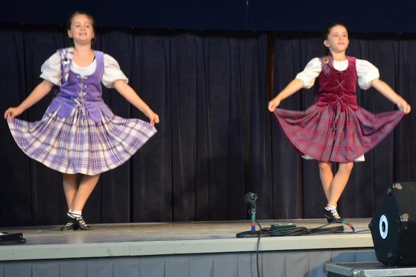 Flora Macdonald's Fancy - танец с древними традициями