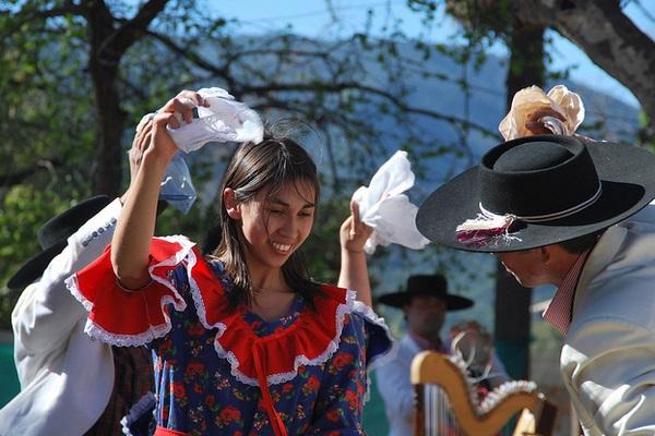 Традиционные чилийские танцы