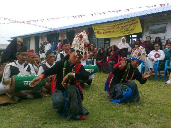 Танец гхату