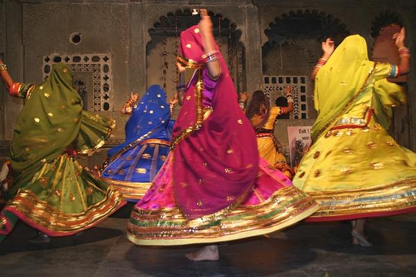 Гхумар - танец, известный немногим
