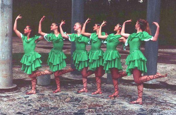 Греческий этнос: жизнь в танце