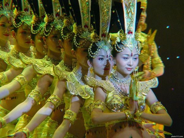 Тысяча рук Гуань Инь: полный дзен