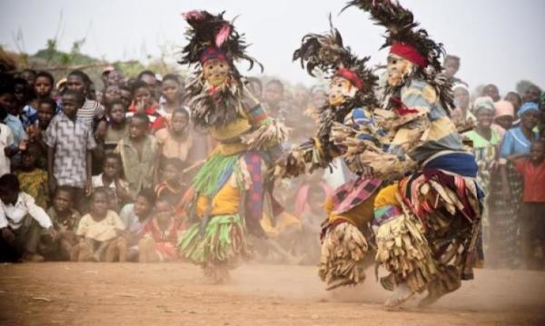 Танцы Малави