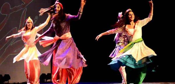 Персидские танцы