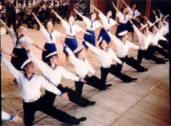 Хорнпайп моряков