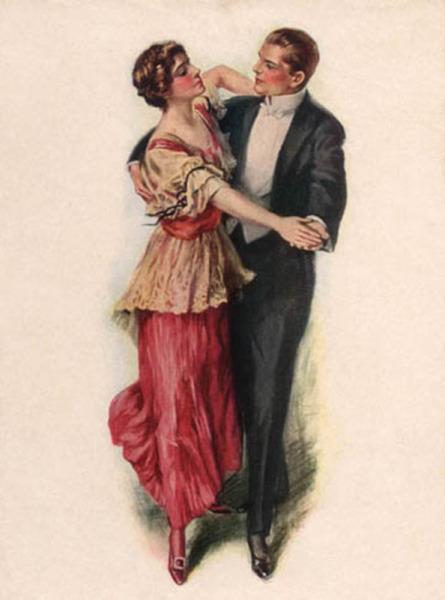 Танцы эпохи регтайм