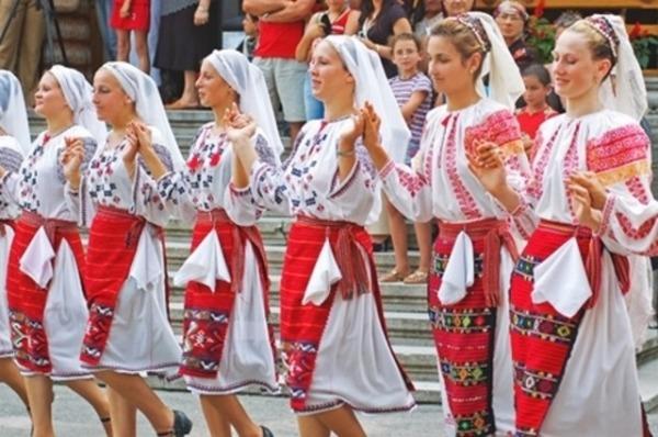 Духовные танцы 21 века