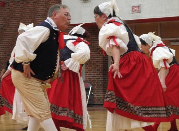 Чешские танцы