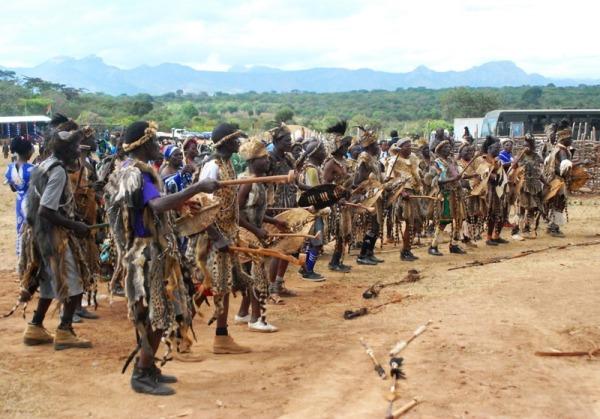 Традиционные танцы Малави