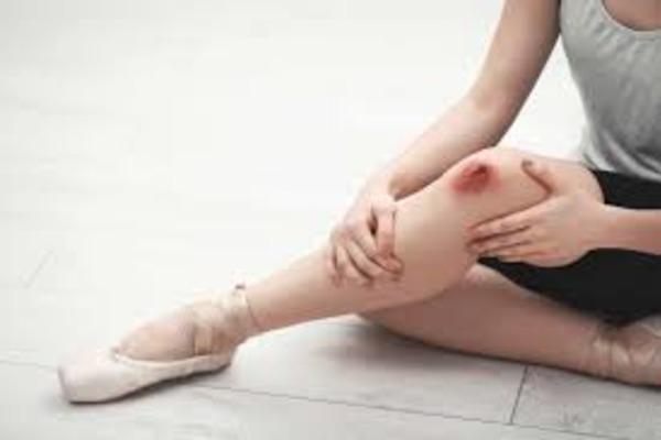 Травмы в танце