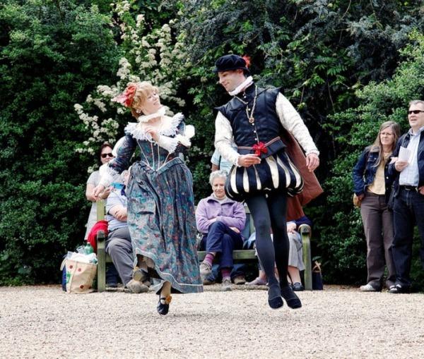 Танцы позднего Ренессанса