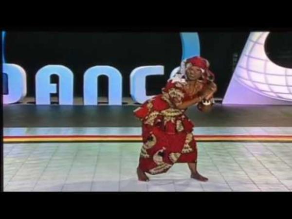 Рекреационный танец хайлайф