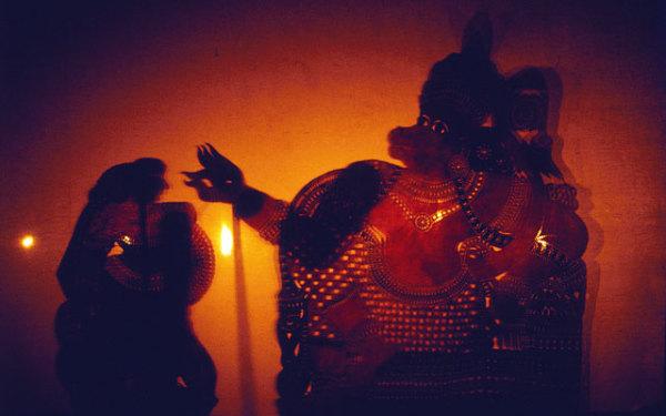 Куклы толпавакутху с подвижными руками
