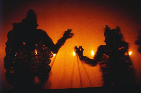 Толпавакутху - театр теней в Керале
