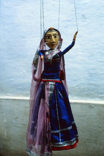 Танцор катхака